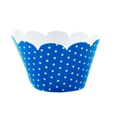 Wrap-Para-Cupcake-Azul-com-Poa-Branco-2