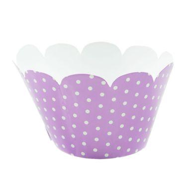 Wrap-Para-Cupcake-Lilas-com-Poa-Branco-2