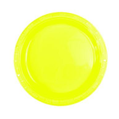 Prato-neon-amarelo-23cm
