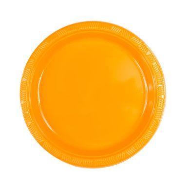 Prato-neon-laranja-23cm