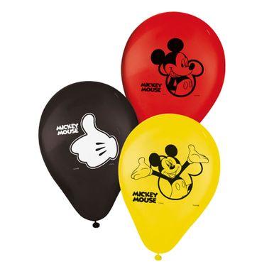 Balao-Regina-Tamanho-9-C25-Unidades-Mickey-