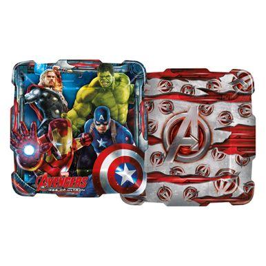 Prato-Quadrado-18cm-Avengers-C8-Unidades