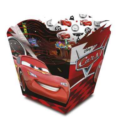 Cachepot-Decorativo-Cars-Silver
