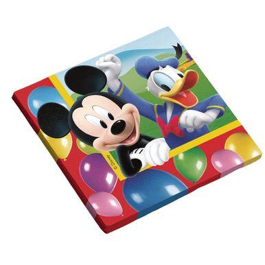 Guardanapo-Decorativo-Mickey-Diversao-25x25-C-16-Folhas