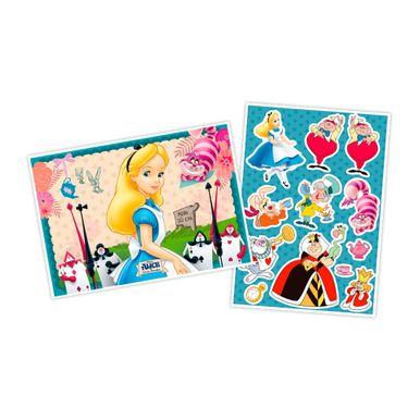Kit-Decorativo-64x45cm-Alice-Disney