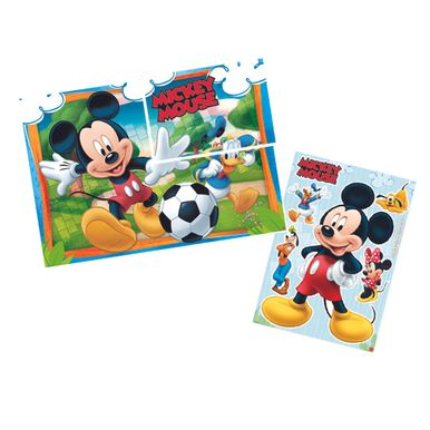 Kit-Decorativo-64x45cm-Mickey-Diversao-