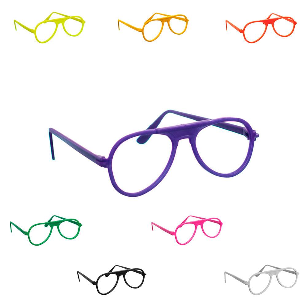 Óculos Plástico Ray - ban S / lente C / 10 Unidades Único