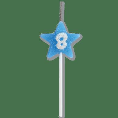 vela-star-citrus-numeral-8-fescolor-azul