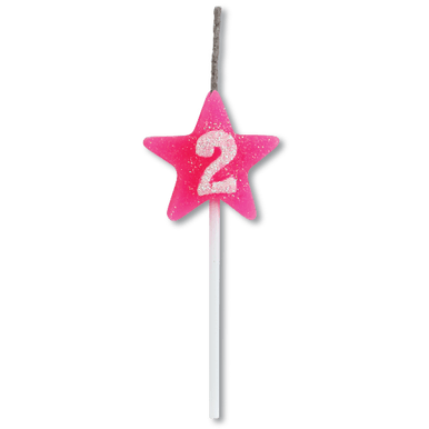 vela-star-citrus-numeral-2-fescolor-rosa