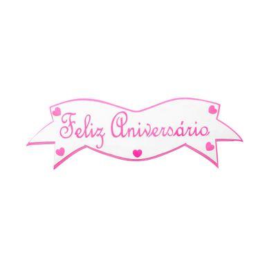 faixa-feliz-aniversario-planet-toys-branco-com-rosa