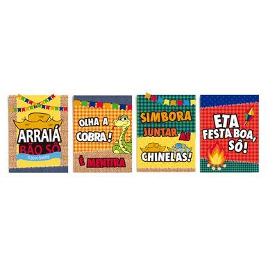 cartaz-decorartivo-arraia-sortido-cromus-318cm-x-42cm