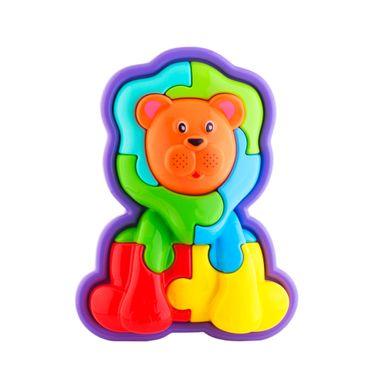 brinquedo-educativo-animal-puzzle-3d-leao-calesita-laranja