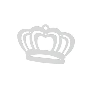 coroa-principe-tamanho-P-mdf-branco