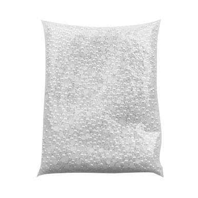Meia-Perola-De-Plastico-Abs-06mm-com-500-Gramas-Branco