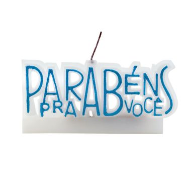 vela-parabens-pra-voce-glitter-azul