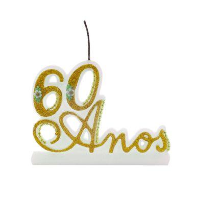 vela-60-anos-glitter-amarelo