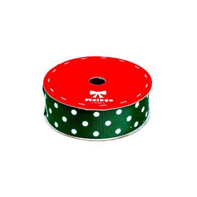 fita-gorgurao-melaco-25mm-verde-bandeira-com-poa-branco-com-10m-1