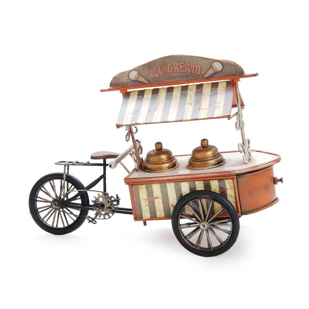 Triciclo barraca de sorvete: 1512454 Único