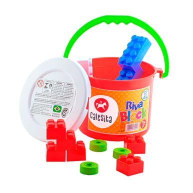 brinquedo-educativo-riva-block-pote-21pcs-calesita-laranja-escuro