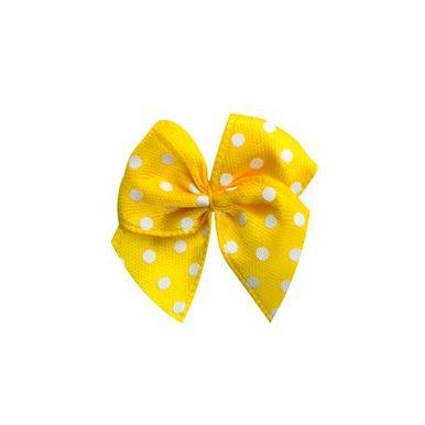 mini-laco-de-cetim-amarelo-poa-branco-grande