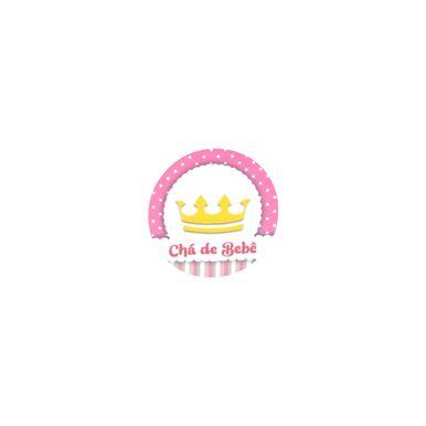 adesivo-redondo-cha-de-bebe-coroa-poas-rosa
