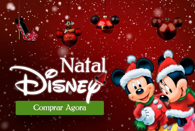 Dezembro - Natal Disney
