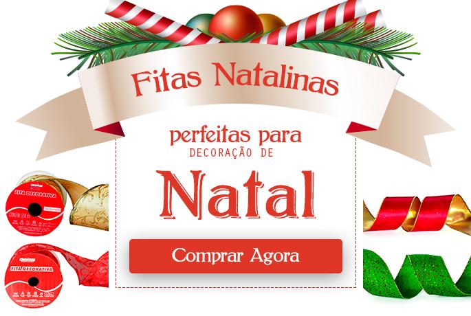 Dezembro - Fitas Natal
