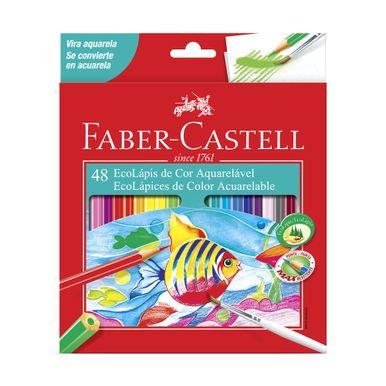 lapis-de-cor-faber-castell-ecolapis-aquarelavel-c48-unidades