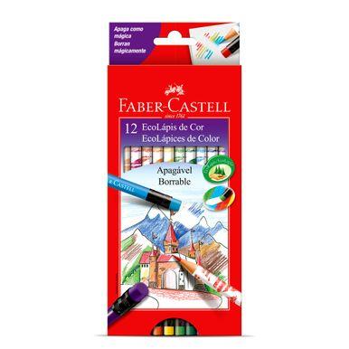 lapis-de-cor-faber-castell-ecolapis-c12-apagavel-c-borracha