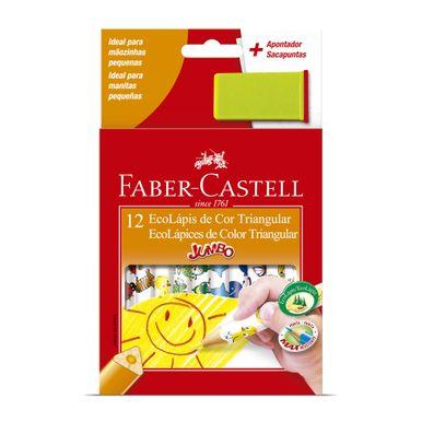 lapis-de-cor-faber-castell-ecolapis-jumbo-triangular-c12--a