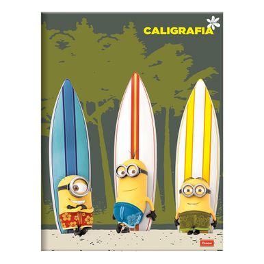 Minions-Caligrafia-Stuart-Kevin-Bob