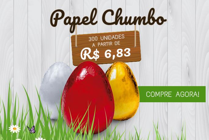 Fevereiro > Papel Chumbo Pascoa