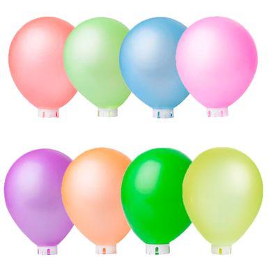 balao-happy-day-numero-9-neon-com-30-unidades