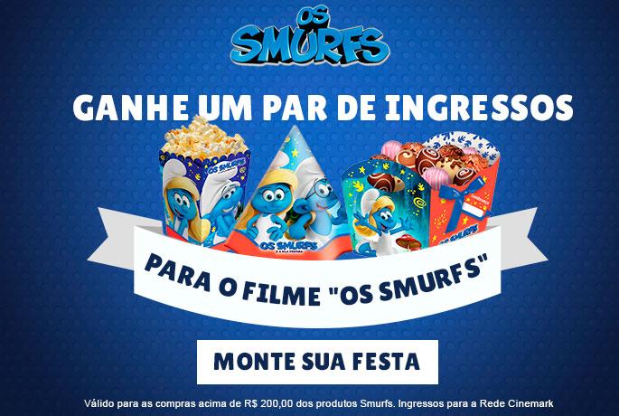 Abril > Smurfs