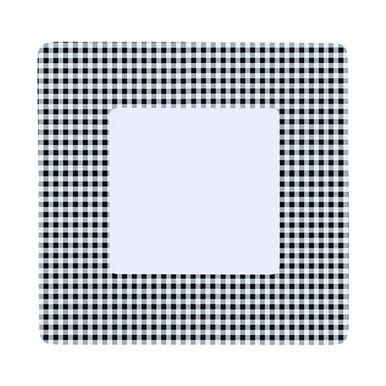 prato-quadrado-raso-xadrez-preto