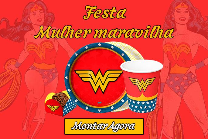 Março > Mulher Maravilha