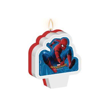 vela-plana-spider-man-home-coming