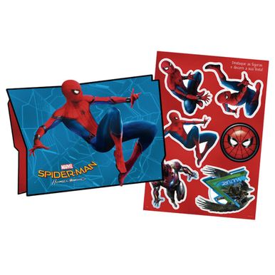 kit-decorativo-spider-man-home-coming