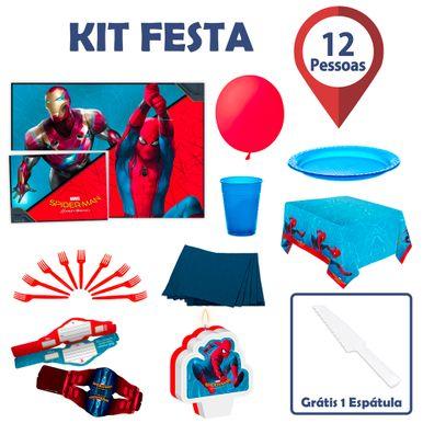 Kit-Festa-Spier-Man-Homecoming-12-pessoas