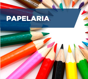 Banner Papelaria
