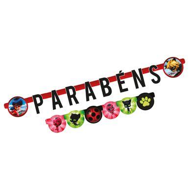 faixa-parabens-ladybug-miraculous