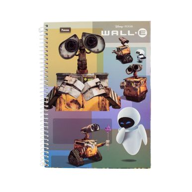 Disney-96-folhas-Wall.e