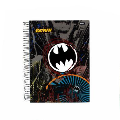 Batman-200-Folhas-Logo-Branco