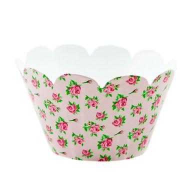 Wrap-Para-Cupcake-Floral-Rosa-2