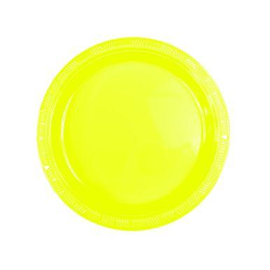 Prato-neon-amarelo-18cm