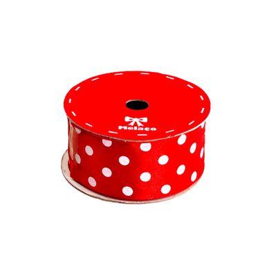 fita-cetim-melaco-40mm-vermelho-com-poa-branco-com-10m-1