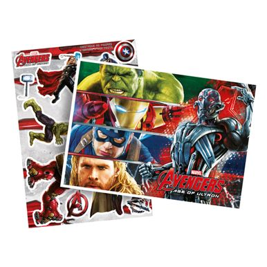 Kit-Decorativo-64x45cm-Avengers-