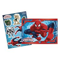 Kit-Decorativo-64x45cm-Ultimate-Spider-Man