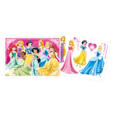 Kit-Decorativo-64x45cm-Princess-Debut