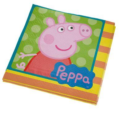 Guardanapo-Decorativo-Peppa-Pig-25x25-C16-Folhas